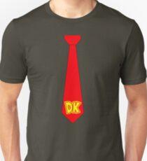DK Tie - Donkey Kong Tie T-Shirt Unisex T-Shirt