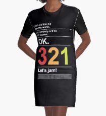Tank! Graphic T-Shirt Dress