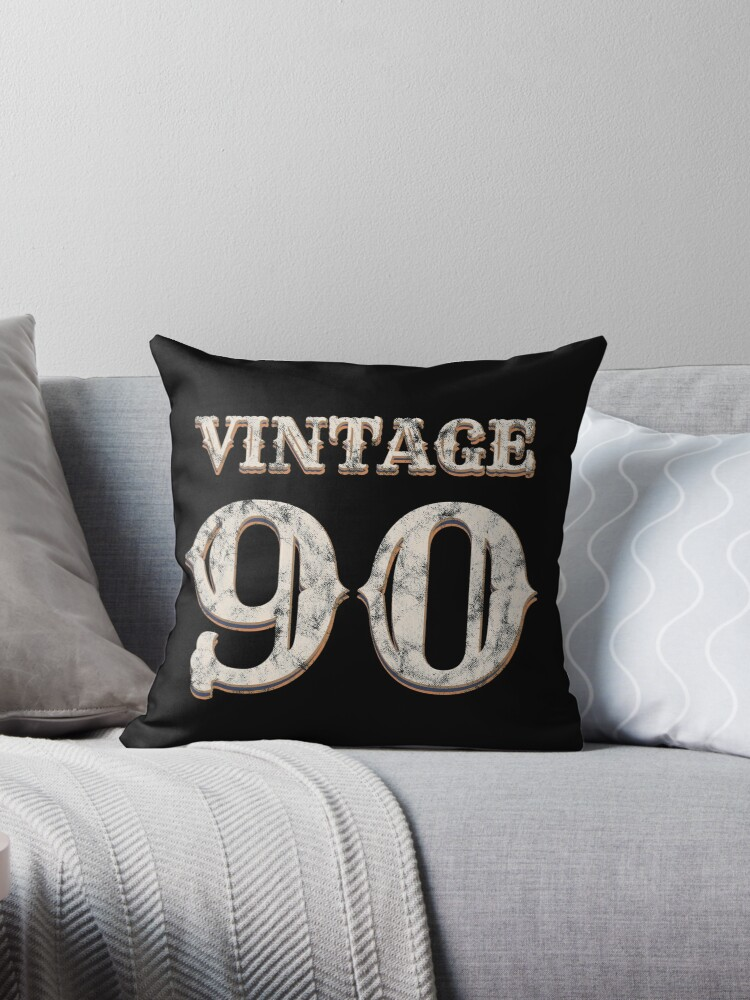 Vintage 90 Tshirt 28th Birthday Gift For 28 Year Old