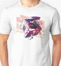 Camiseta ajustada Nintendo Gamecube