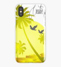 Preserve nature iPhone Case