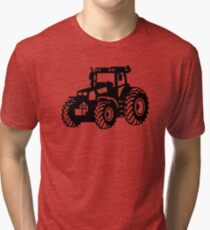 Tractor Tri-blend T-Shirt