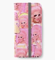 Trixie IQ Kitty iPhone Wallet/Case/Skin