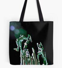 Dancing Nightmare Tote Bag