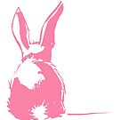 Cute pink bunny by EmilieGeant
