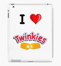 I Love Twinkies iPad Case/Skin