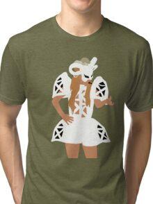 Lady Gaga Bad Romance Tri-blend T-Shirt