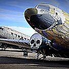 Psychedelic C-47 by Bob Moore
