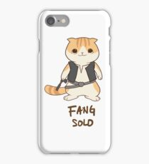 Waffles Han Solo iPhone Case/Skin