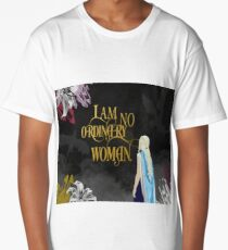 No Ordinary Woman Long T-Shirt
