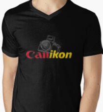 Canikon  Men's V-Neck T-Shirt