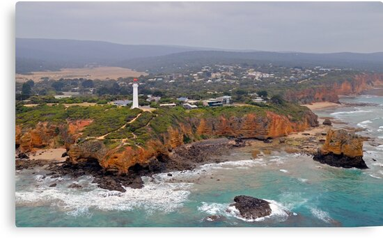 SPLab Split Point Lighthouse, Aireys Inlet 130106 02 by Andy Berry