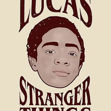 Lucas (Stranger Things) by reymustdie