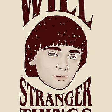 Will (Stranger Things) by reymustdie