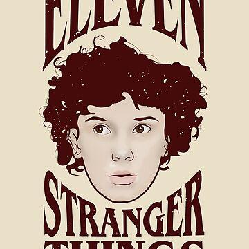 Eleven (Stranger Things) by reymustdie