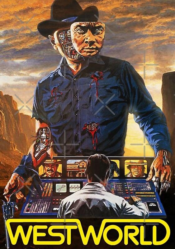 Westworld de Michael Crichton Il s'agit