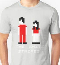 The White Stripes Pixel. T-Shirt