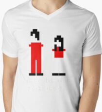 The White Stripes Pixel. T-Shirt