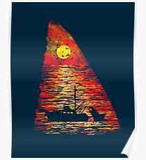 Ocean Predator Poster