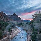 Worth the Wait – Zion National Park, Utah by Jason Heritage