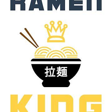 Ramen King by Sublantis