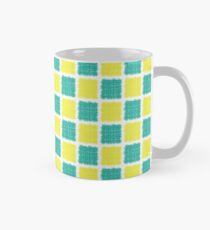 Pattern design with abstract elements Mug