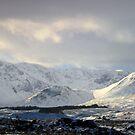 Blackmount  Rannoch Moor by Alexander Mcrobbie-Munro