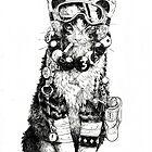 Boss cat journey  by Feng0108