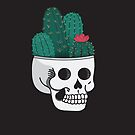 Cactus Skull by Bonnabell .