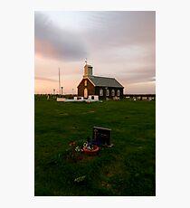 House of God Photographic Print