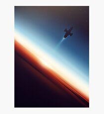 Into Space Photographic Print