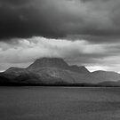 Slioch  Loch  Maree by Alexander Mcrobbie-Munro