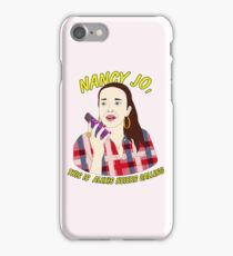 nancy jo, this is alexis neiers calling iPhone Case/Skin