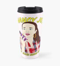 nancy jo, this is alexis neiers calling Travel Mug