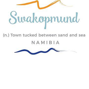 Swakopmund – (n)noun – Namibia by gudders