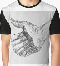 The hitchhiker Graphic T-Shirt