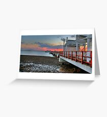 Woody Point Greeting Card