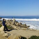 Me at Monterey Bay by jesika