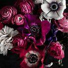 Dark Flowers 1 by Mareike Böhmer