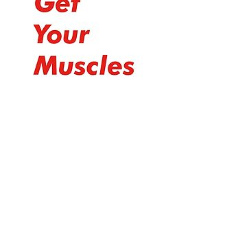 Gym - Get Your Muscles by Derricksme