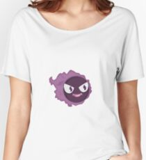 Gastly Pokemon Design Women's Relaxed Fit T-Shirt