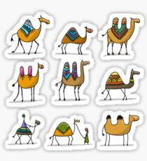 Kamel Sticker