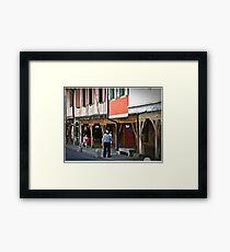 """ French History"" Framed Print"