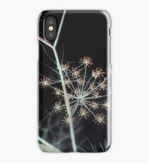 Night Whispers/Dark Floral iPhone Case/Skin