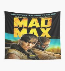 Mad Max Fury Road Wall Tapestry