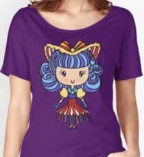 Lil' CutiE - Cha Cha Girl Women's Relaxed Fit T-Shirt