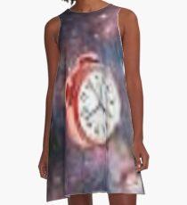 Time A-Line Dress