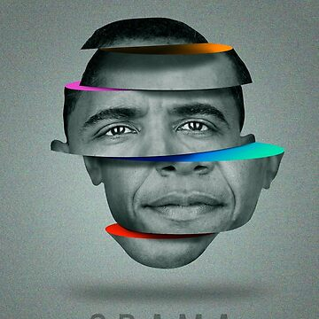 Obama by dehandre