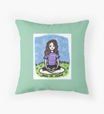 Love to Read, Live to Read Throw Pillow