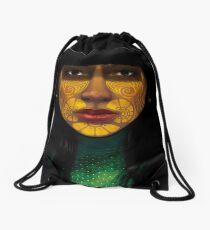 ornate woman Turnbeutel